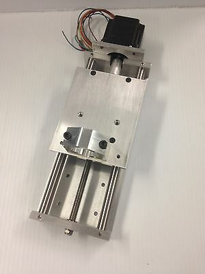"CNC Z axis Slide 6- 7"" travel  PLASMA OXY  MOTOR INCLUDED  TORCH HOLDER INCLUDED"