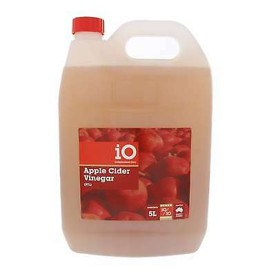 Apple Cider Vinegar 4% Horse Equine 5L Health Supplement
