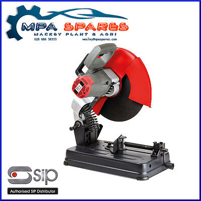 "Sip 01308 14"" Abrasive Cut-Off Saw With Blade - 230V"