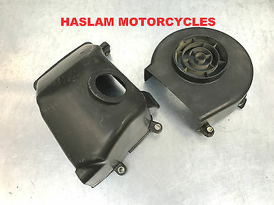 Peugeot Vivacity 3 50cc 2 stroke 2008 - 2014 fan engine cooling covers