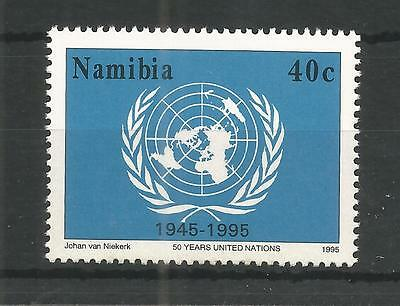 Namibia 1995 United Nations Sg,676 Un/mm Nh Lot 1185A