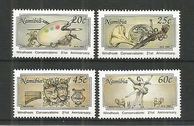 Namibia 1992 Windhoek Conservatorie Sg,584-587 Un/mm Nh Lot 1193A