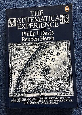 The Mathematical Experience (Penguin Press Science), Hersh, Reuben Paperback The