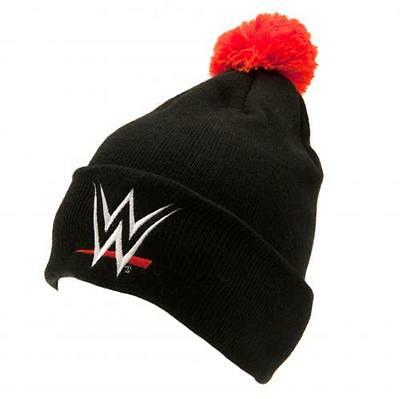 WWE Winter Ski Bobble Hat Wrestling