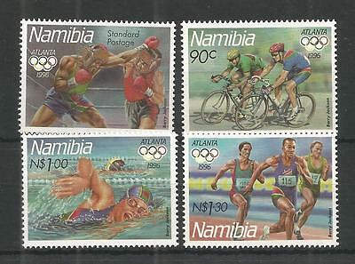 Namibia 1996 Olympic Games Sg,688-691 Un/mm Nh Lot 1200A