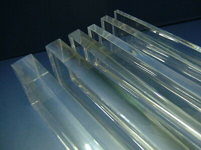 Clear Perspex Acrylic 4Mm 5Mm 6Mm 8Mm & 10Mm  Plastic Sheet  Panels Cut To Size