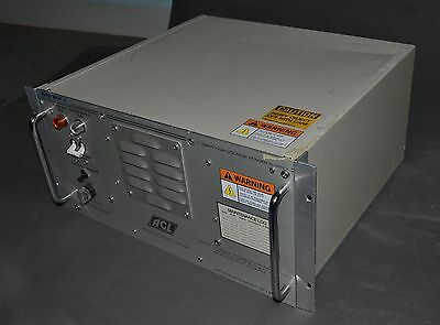 AGL 1.25kW 4300VDC High Voltage Microwave Power Supply Astex Gerling 1250 Watts