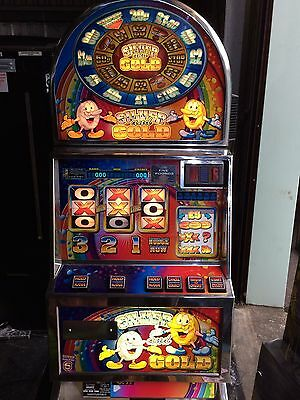 Fruit Machine Sliver and Gold  £5 Jackpot Delivery Possible