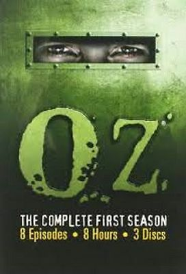Oz - The Complete First Season (DVD, 2014, 3-Disc Set)