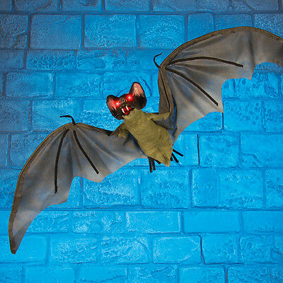 1.5M Battery Operated Animated Bat Halloween Party Prop Decoration Led Light