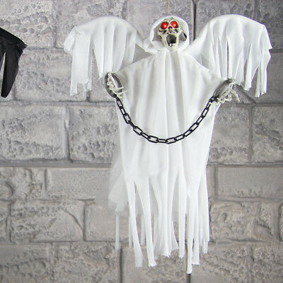 51Cm Battery Powered Animated Halloween Party Reaper Decoration Prop Led Light