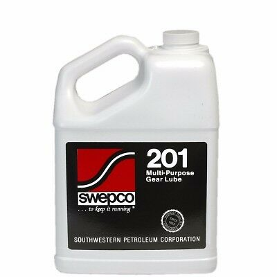 Swepco 201 90Wt Multi-Purpose Gear Lube - 1 Gallon