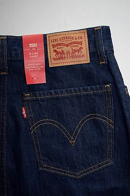 Levi's  A-Line Women's Denim Skirt