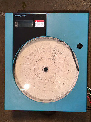 Honeywell DR45AT Truline Circular Chart Recorder