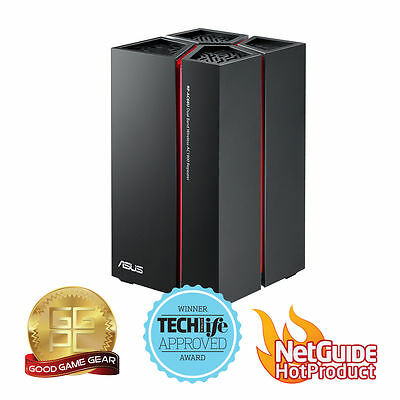 Asus RP-AC68U AC1900 1900Mbps Dual Band Wireless Range Extender WiFi Booster