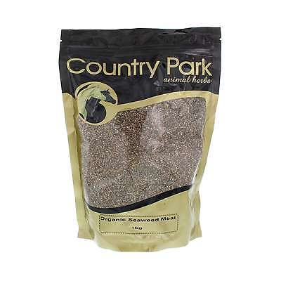 Seaweed Meal Minerals, Trace Elements, Vitamins Country Park Horse Equine 1kg