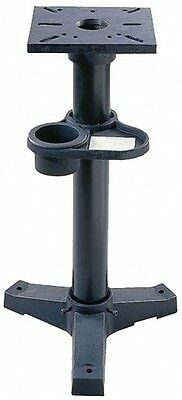 Pedestal Tool Stand Bench Grinders Vice Heavy Duty Cast Iron Work Job Stable New