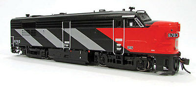 Gauge H0 - Diesel locomotive MLW FPA4 Canadian National with Sound 20515 NEU
