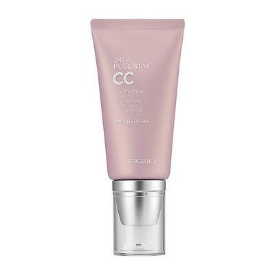 [The Face Shop] 24HR Full Stay CC Cream 1.41oz / 40g / SPF 50+ PA+++