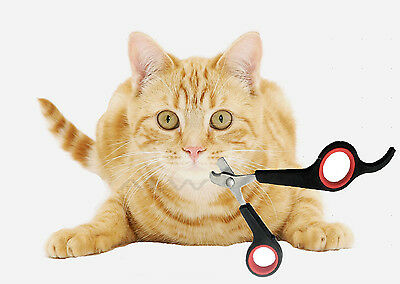 Pet Nail Clippers Claw Cutters DOG CAT RABBIT BIRD Animal Scissors Trimmers