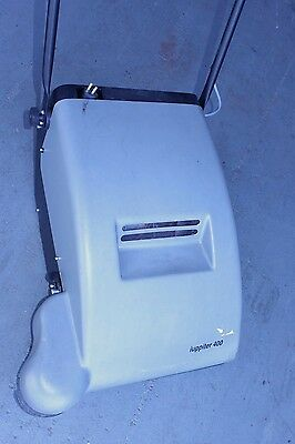 Iuppiter 400-MMEC Battery Powered Electric Floor Sweeper Vacuum Scrubber