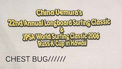 Longboard Surfing Classic Tank Top, China's, 2006