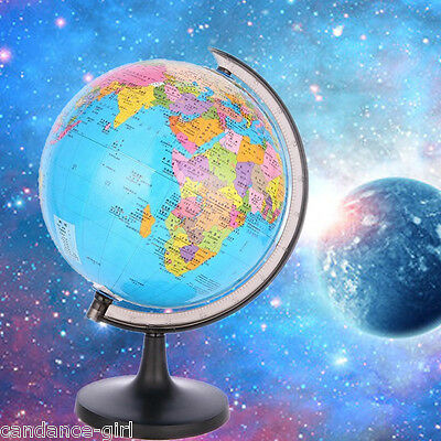 Child Mini Earth Globe Tellurion World Map Ball Geography Kids Education Toys
