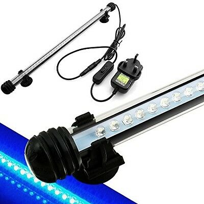 MZS Led Aquarium Light Kit for Fish Tank, Fully Waterproof/Submersible,42LEDs 1