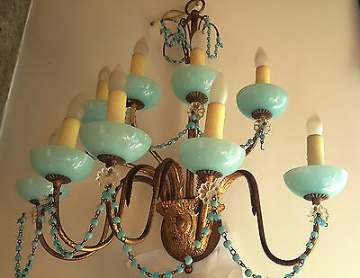 PAIR of ANTIQUE FRENCH WALL SCONCES