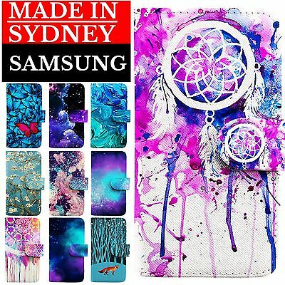 Magnetic Detachable Leather Wallet Note Case for Samsung Galaxy S7 S7 Edge