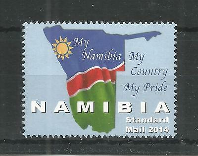Namibia 2014 My Pride Sg,1236 Un/mm Nh Lot 1219A