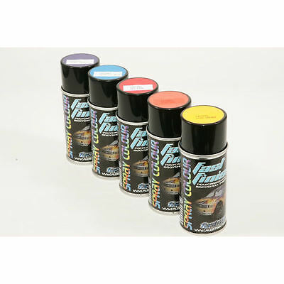 Fast Finish Fluo Purple Spray Paint 150ml - FAST285