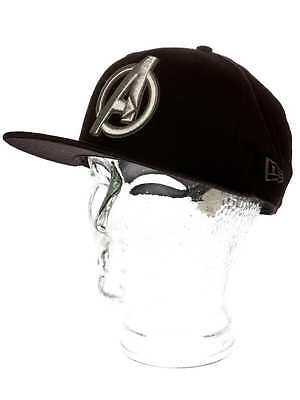 The Avengers Shield 59FIFTY Basic Baseball Cap By New Era Size 7 1/8