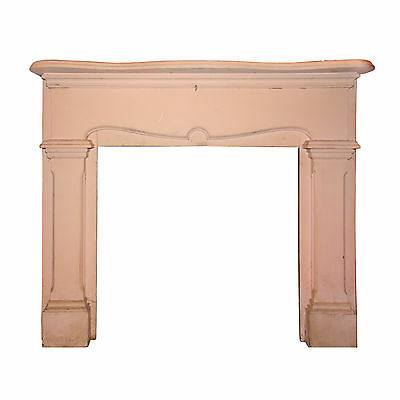 Reclaimed Antique Fireplace Mantel, Early 1900s, NFPM127