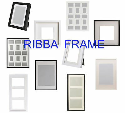 Ikea Ribba Frames Make Your Wall Durable in a Variety of Colours and Sizes