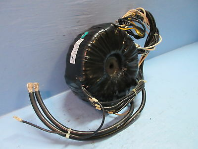 Plitron 7458-S1-04 Toroidal Transformer #200211 280V In 30V 120A Out AUT30120
