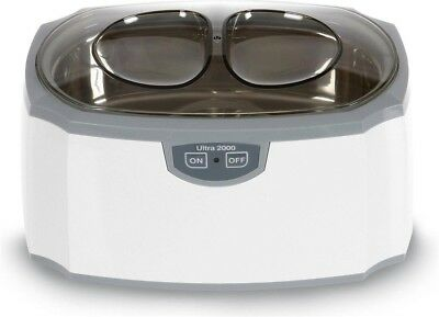 James Products 2000 Jewellery and Glasses Ultrasonic Cleaner   420ml