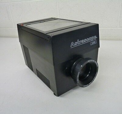 Vintage Astrascope 5000 Opaque Projector West Germany MISSING LID Fast Shipping