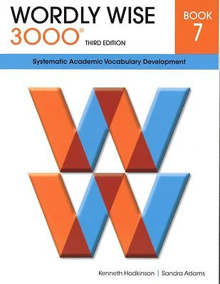 Wordly wise 3000 set book 7 student book and answer key 3rd wordly wise 3000 set book 7 student book and answer key 3rd edition fandeluxe Image collections