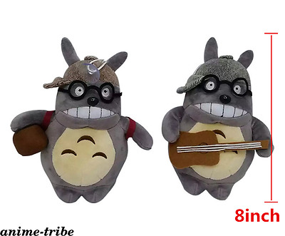 Anime My neighbor totoro Plush Toy Soft Stuffed Doll lovely Gifts for children