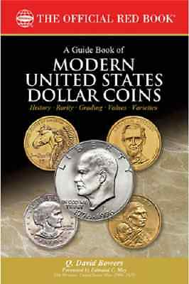 The Official Red Book A Guide Book of Modern United States Dollar Coins Price US