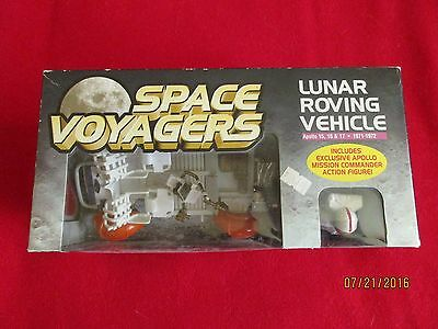 Space Voyagers Lunar Roving Vehicle Item # 50260, 1999 New & Factory Sealed