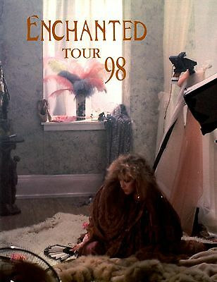 Stevie Nicks 1998 Enchanted Tour Concert Program Book / Ex 2 Near Mint
