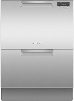 NEW Fisher & Paykel DD60DAX9 DishDrawer       Double Dishwasher