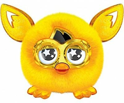 Furby Furbling Gold Special Edition Electronic Pet Toy