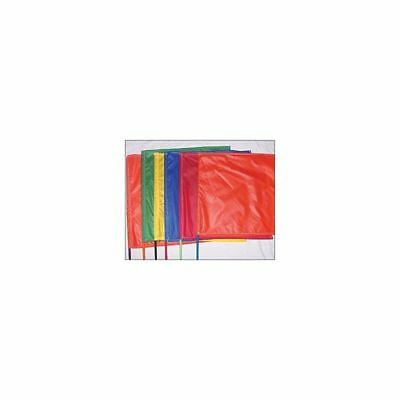 """KOEHN Whip Flag Golf Grip 60"""" Assorted Colors Sorting Livestock 6 Count"""
