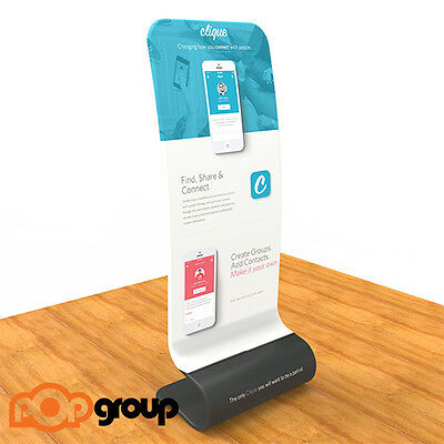 Tension Fabric Literature Stand PGLS02