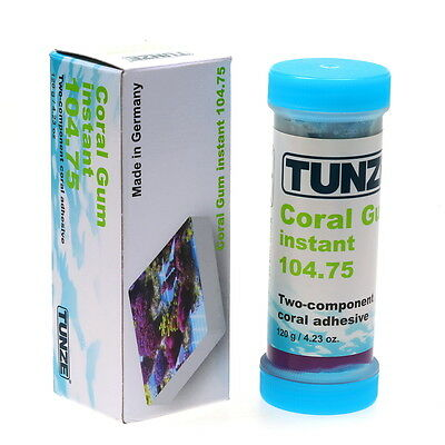 Gum Coral 120gm instantanée TUNZE 104.75 Coral Adhesive