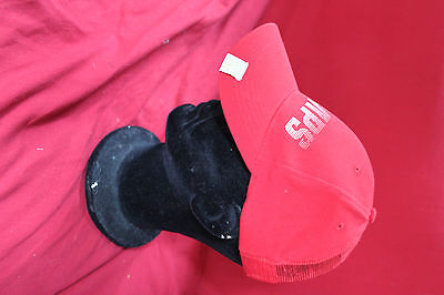 CASQUETTE    * CAMPS *   TAILLE 58 - 12 ans et +  ROUGE  neuf