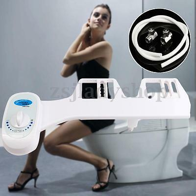 Healthy Toilet Bidet Seat Seats Hygeian Spray Sprayer Water Wash Clean Nozzle